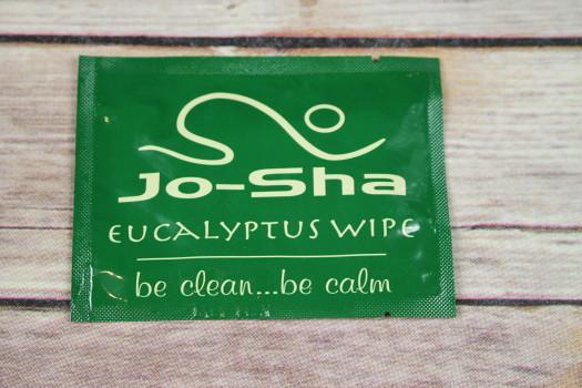 Jo-Sha All Natural Mat Wipes