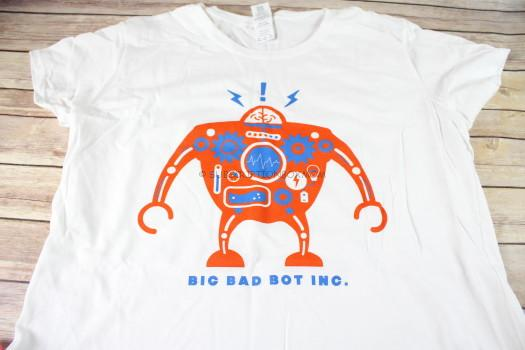 Bat Bad Bot Inc Shirt