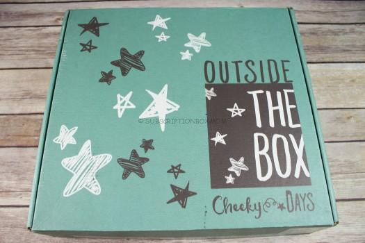 Outside the Box by Cheeky Days October 2016 Review