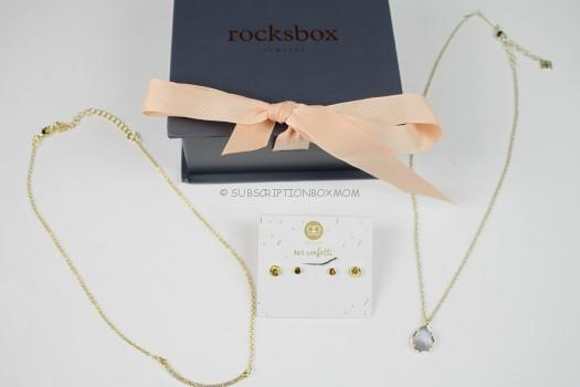 RocksBox October 2016 Review