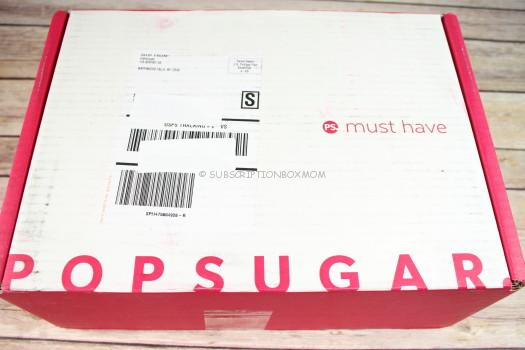 POPSUGAR Must Have Box October 2016 Review