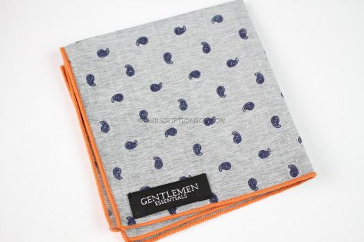 Gentleman Essentials Pocket Square