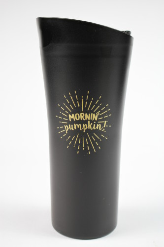 Mornin Pumpkin! Travel Mug