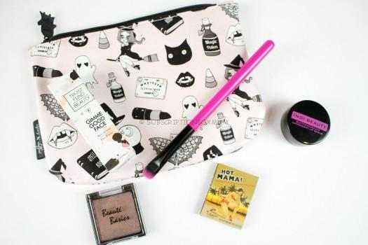 Ipsy October 2016 Review