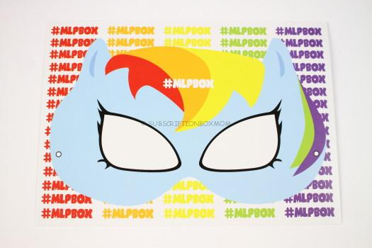 Rainbow Dash Mask