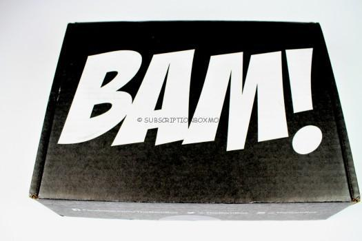 The Bam! Box November 2016 Spoiler