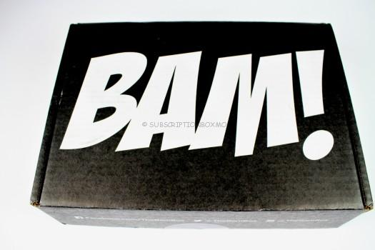 The Bam! Box Geek Subscription Box Review