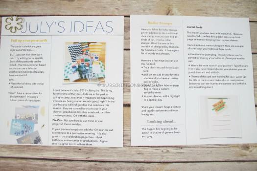 Idea Guide