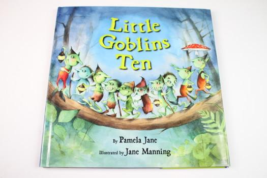 Little Goblins Ten Hardcover by Pamela Jane