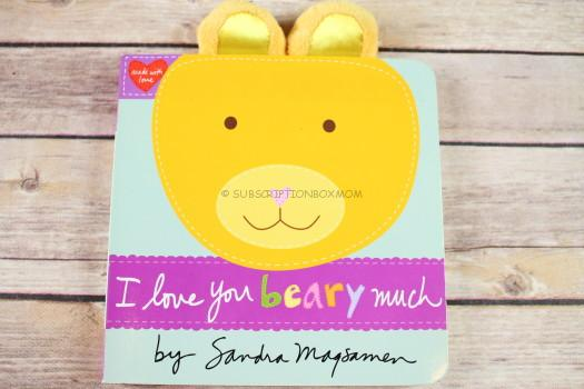 I Love You Beary Much (Earisistables) by Sandra Magsamen