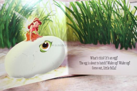 Disney Fairies: The Pirate Fairy: Wake Up, Croc! by Kirsten Mayer