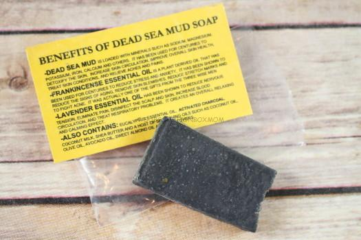Trascentuals Dead Sea Mud Soap