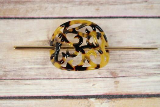 Tortoise Shell Bun Cover