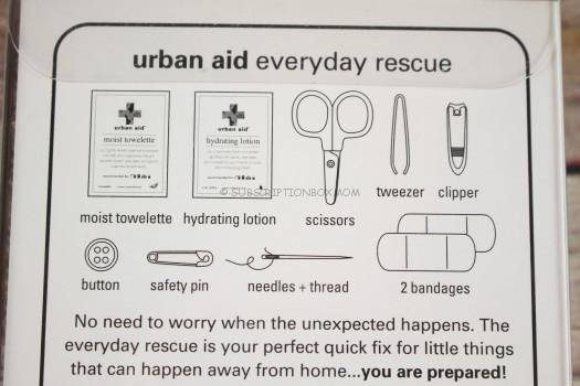 Urban Aid-Everyday Rescue Kit