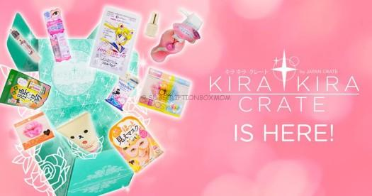 New Kira Kira Crate Available Now