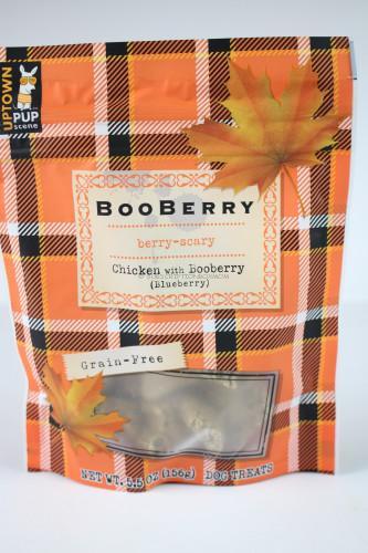 Boo Berry Treats