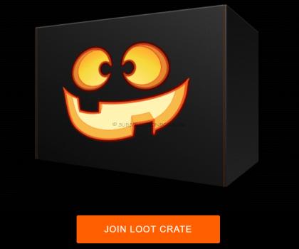 Loot Crate Halloween Coupon Code