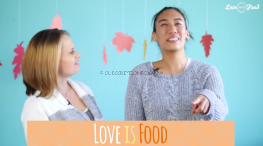 Love with Food November 2016 Spoilers