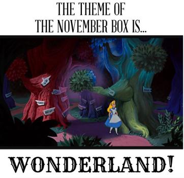 Owl Crate November 2016 Spoiler