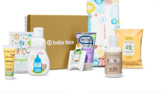 Target Baby Box Now Available - Only $7