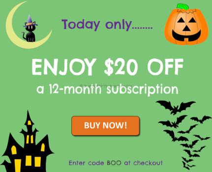 Green Kid Crafts $20 Coupon Today Only