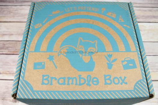 Bramble Box October 2016 Review