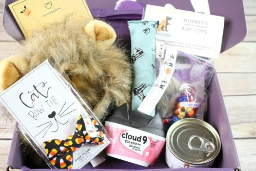 Whiskerbox October 2016 Review