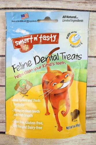 Smart n' Tasty Cat Chicken Dental Grain Free Treats