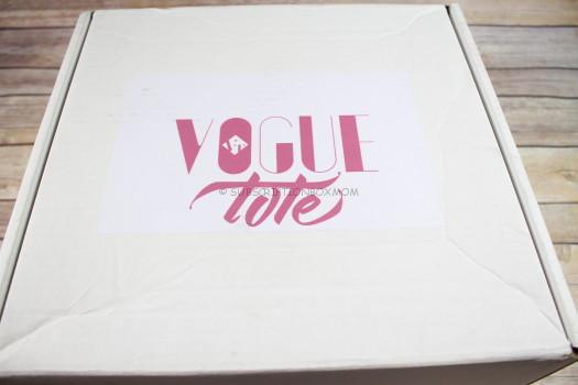 Vogue Tote