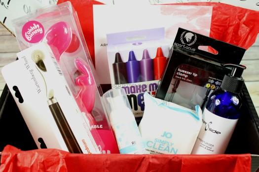 The Big Oh Box October 2016 Review