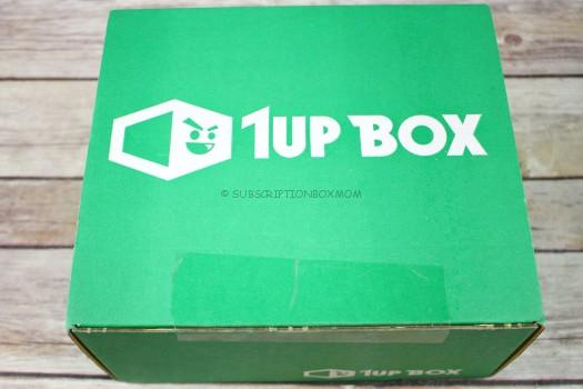 1Up Box November 2016 Review