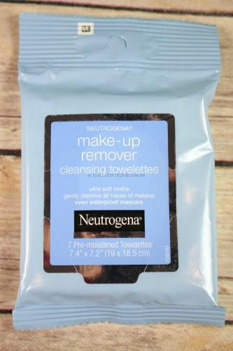 Neutrogena Make Up Cleansing Towelettes