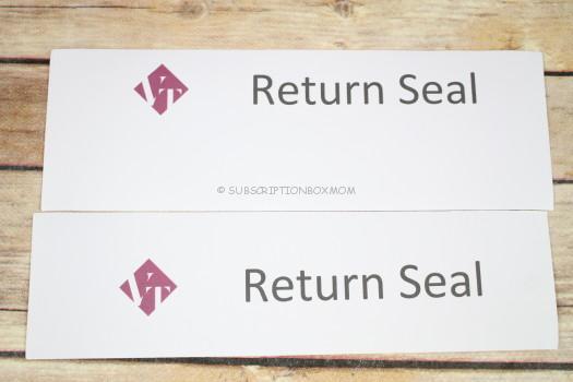 return seals