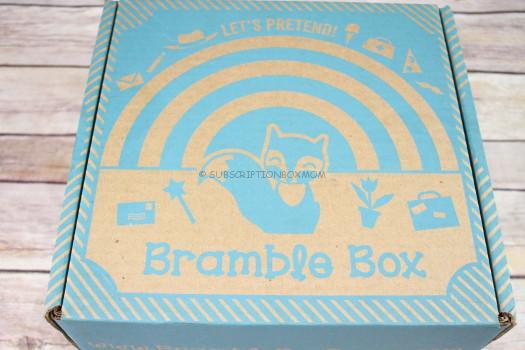 Bramble Box November 2016 Review