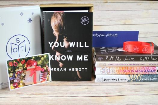 Book of the Month December 2016 Review