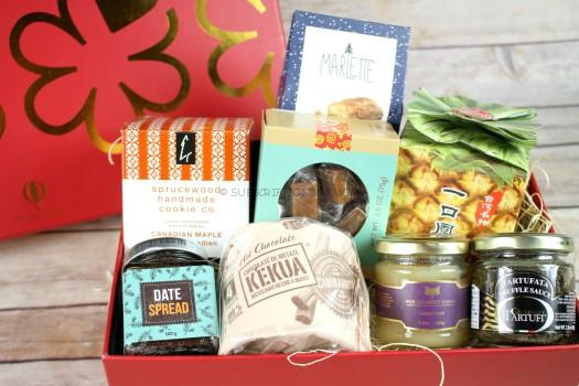 Try The World Michelin Holiday Box 2016 Review