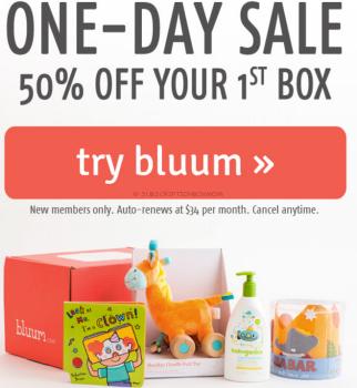 Bluum Black Friday 2016 Deal