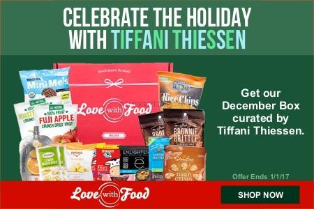 Love with Food $10 Coupon + Free $20 Bonus Box