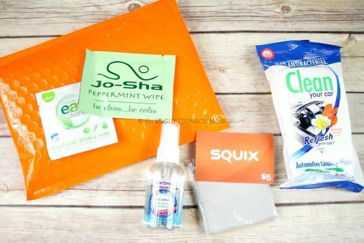 Squix Free Trial QBox Review