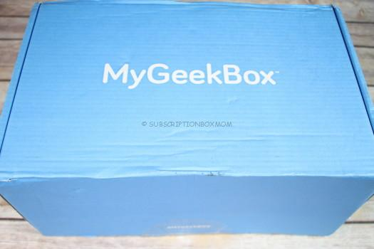 My Geek Box November 2016 Review