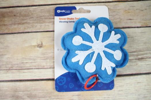 Safemade Snowflake Shaker
