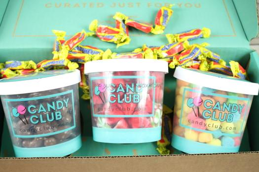 Candy Club December 2016 Review