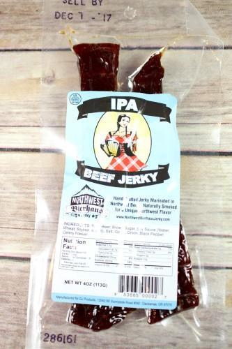 Northwest Bierhaus – IPA Beef Jerky