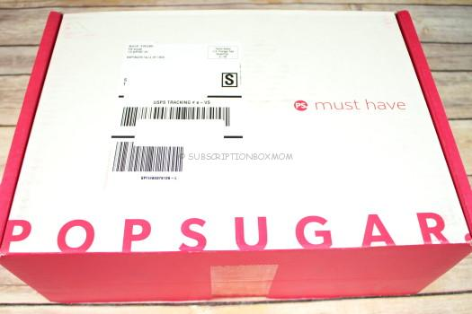POPSUGAR Must Have Box December 2016 Review
