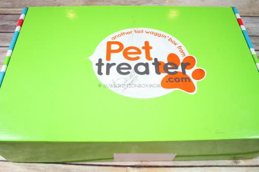 Pet Treater Box December 2016 Review