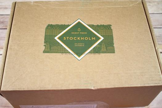 "Scent From November 2016 ""Stockholm"" Review"