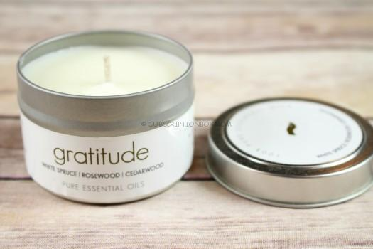 Pure Candle Company - Gratitude Candle