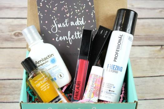 Beauty Box 5 December 2016 Review