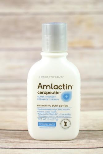 Amlactin Cerapeutic Restoring Body Lotion