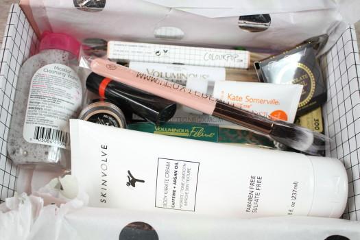 Items in box